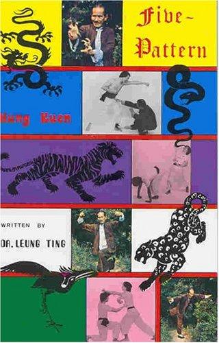 9789627284093: Five-Pattern Hung Kuen (Part One) (Pt. 1)