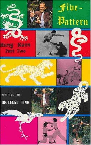 9789627284109: Five Pattern Hung Kuen: Pt. 2
