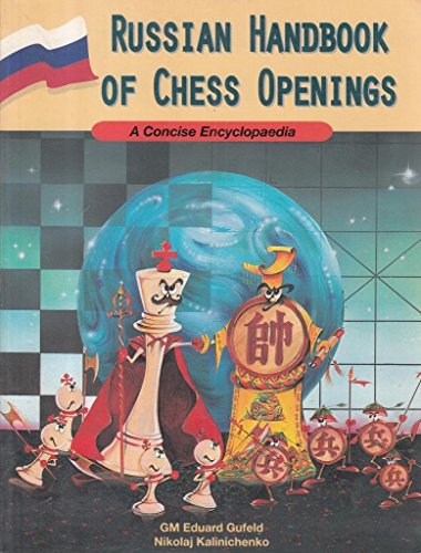 9789627335108: The Russian Handbook of Chess Openings