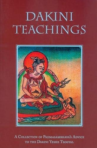 9789627341369: Dakini Teachings: A Collectin of Padmasambhava's Advice to the Dakini Yeshe Tsogyal