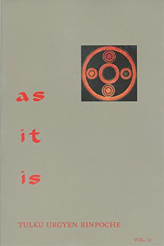 9789627341390: 2: As It Is, Volume II: Essential Teachings from the Dzogchen Perspective: v. 2