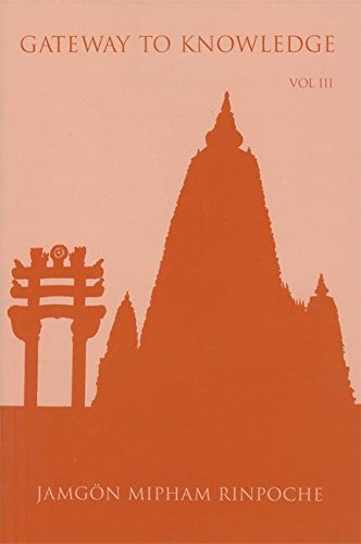 Gateway to Knowledge, Volume III: Jamgon Mipham Rinpoche