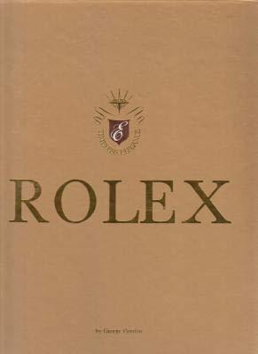 Rolex Timeless Elegance: Gordon, George