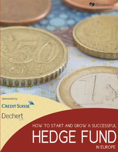 9789627762171: How to Start and Grow a Successful Hedge Fund in Europe