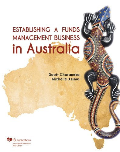 9789627762256: Establishing a Funds Management Business in Australia