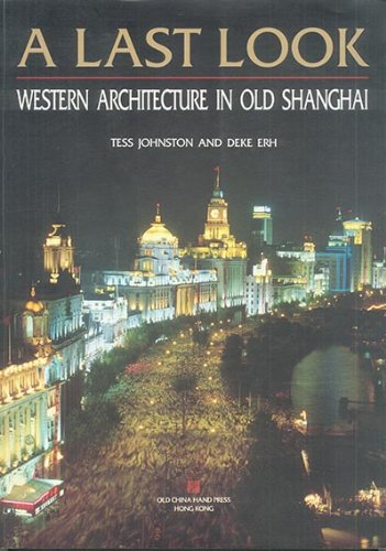 A last look: Western architecture in old: Tess Johnston