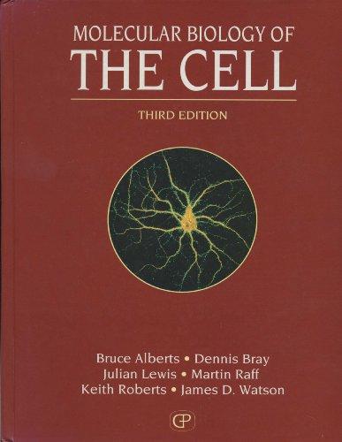 Molecular Biology of the Cell: Alberts Et Al., James D. Watson