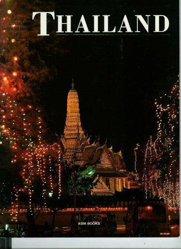 9789627987154: A GOLDEN SOUVENIR OF THAILAND