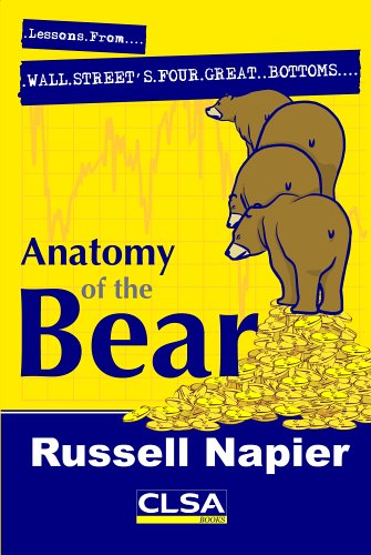 9789628606795: Anatomy of the Bear: Lessons From Wall Street's Four Great Bottoms