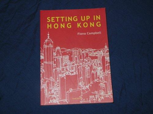 Setting Up in Hong Kong: Fiona Campbell