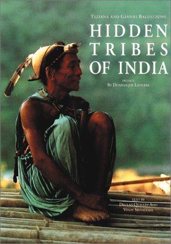 9789628711031: Hidden Tribes of India
