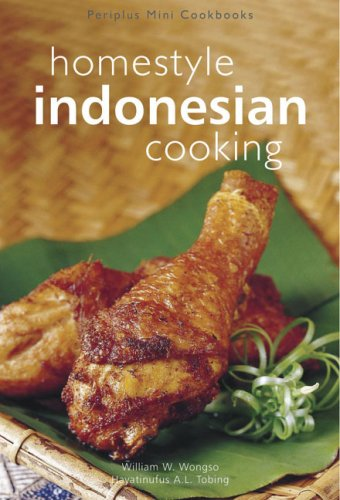 9789628734009: Homestyle Indonesian Cooking