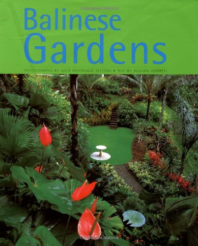 9789628734177: Balinese Gardens