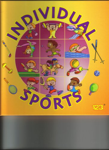 Individual Sports (4 Titles in this series,: 123 Publishing House