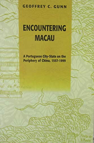 9789628783137: Encountering Macau