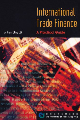 9789629370503: International Trade Finance: A Practical Guide