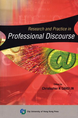 9789629370718: Research and Practice in Professional Discourse