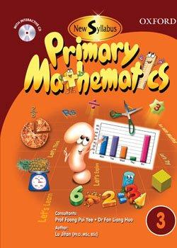 9789629688882: New Syllabus Primary Mathematics Book 3 + CD
