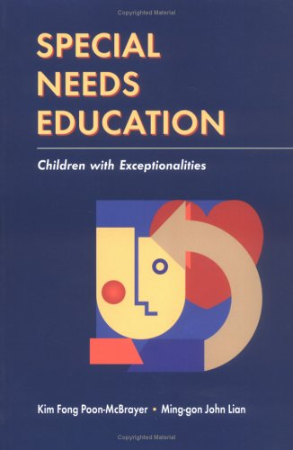 9789629960520: Special Needs Education: Children with Exceptionalities