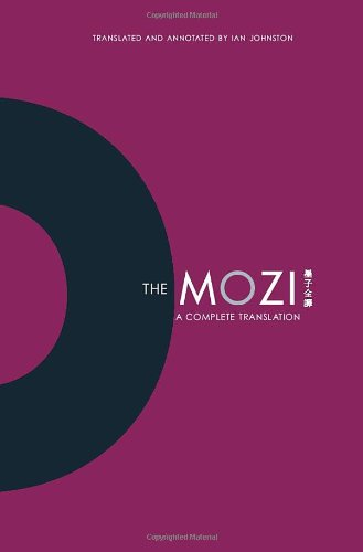 9789629962708: The Mozi: A Complete Translation