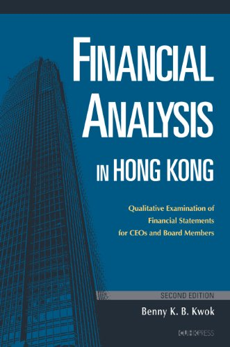 9789629965747: Financial Analysis in Hong Kong: Qualitative Examination of Financial Statements for CEOs and Board Members