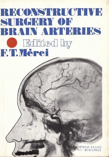 9789630502474: Reconstructive Surgery of Brain Arteries