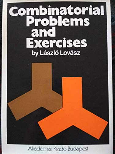 9789630514699: COMBINATORIAL PROBLEMS AND EXERCISES.