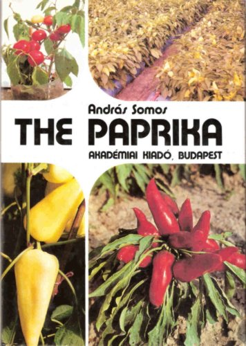 THE PAPRIKA : IN ENGLISH.: Somos, A.