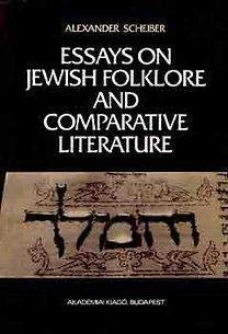 9789630539449: Essays on Jewish Folklore and Comparative Literature