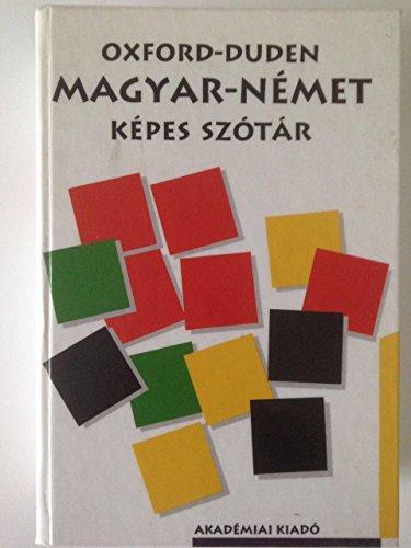 9789630566612: Oxford-Duden képes szótár: Magyar-német (Hungarian Edition)