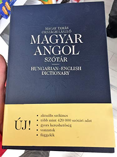9789630576321: Hungarian-English Dictionary