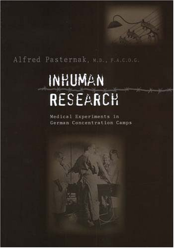 9789630583824: Inhuman Research: Medical Experiments in German Concentration Camps
