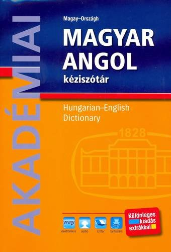 9789630587563: A Concise Hungarian-English Dictionary (English and Hungarian Edition)
