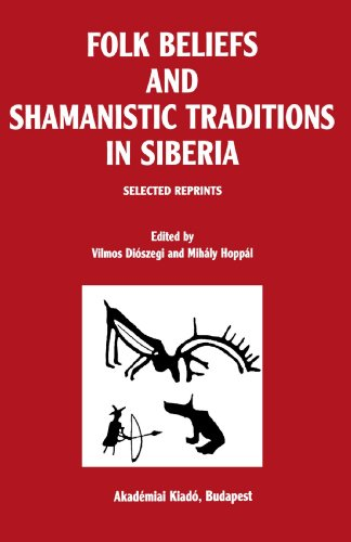 9789630587617: Folk Beliefs and Shamanistic Traditions in Siberia