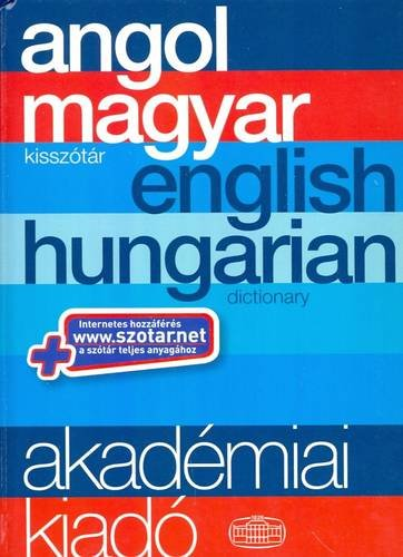 9789630587761: English-Hungarian Dictionary (English and Multilingual Edition)