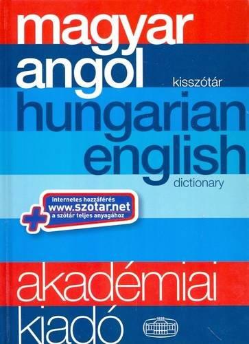 9789630587778: Hungarian-English Dictionary (English and Hungarian Edition)