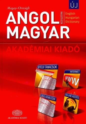 9789630589550: A Concise English-Hungarian Dictionary (English and Hungarian Edition)