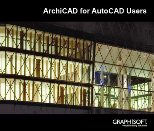 9789630665391: ArchiCAD for AutoCAD Users