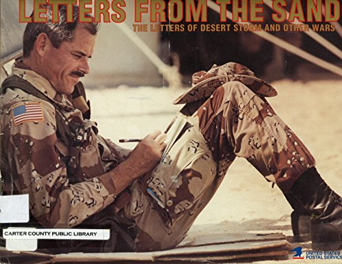 Letters From the Sand: The Letters of: U.S. Postal Service