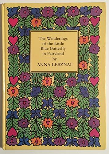 9789631306187: The wanderings of the little blue butterfly in fairyland