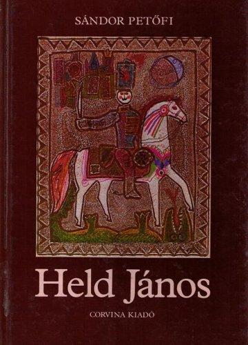 Held Janos (Livre en allemand): Sandor Petöfi