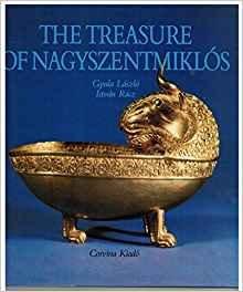 9789631318111: The treasure of Nagyszentmiklós
