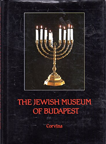 9789631326932: The Jewish Museum of Budapest