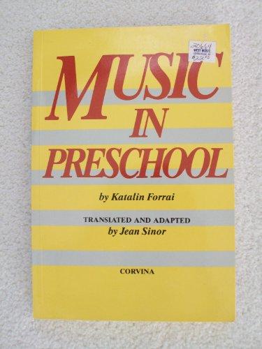 9789631333855: Music in Preschool