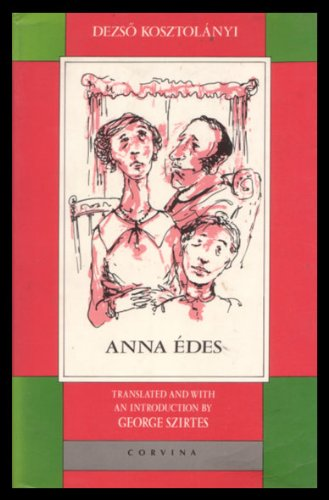 9789631335989: Anna Edes