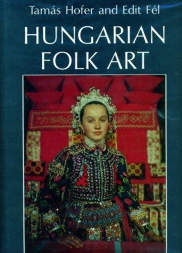 9789631339413: Hungarian folk art