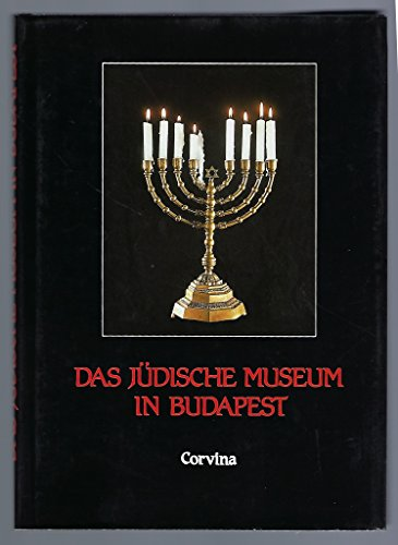 9789631340754: The Jewish Museum Of Budapest