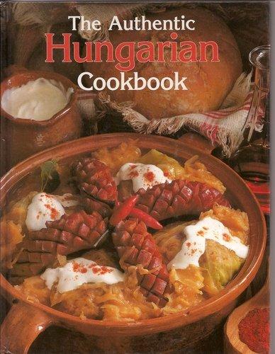 9789631340853: Authentic Hungarian Cookbook