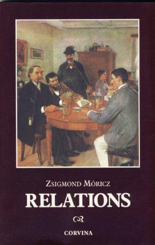 Relations: Moricz, Zsigmond