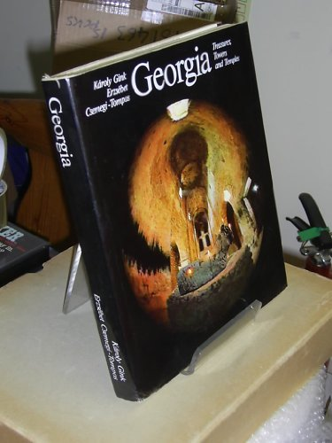 9789631346084: Georgia: Treasures, towers and temples